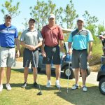 Four Players AM Tour Golfers